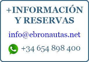 Más información y reservas