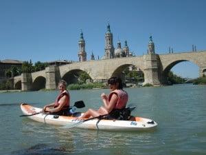 "Stone Bridge and ""El Pilar"""