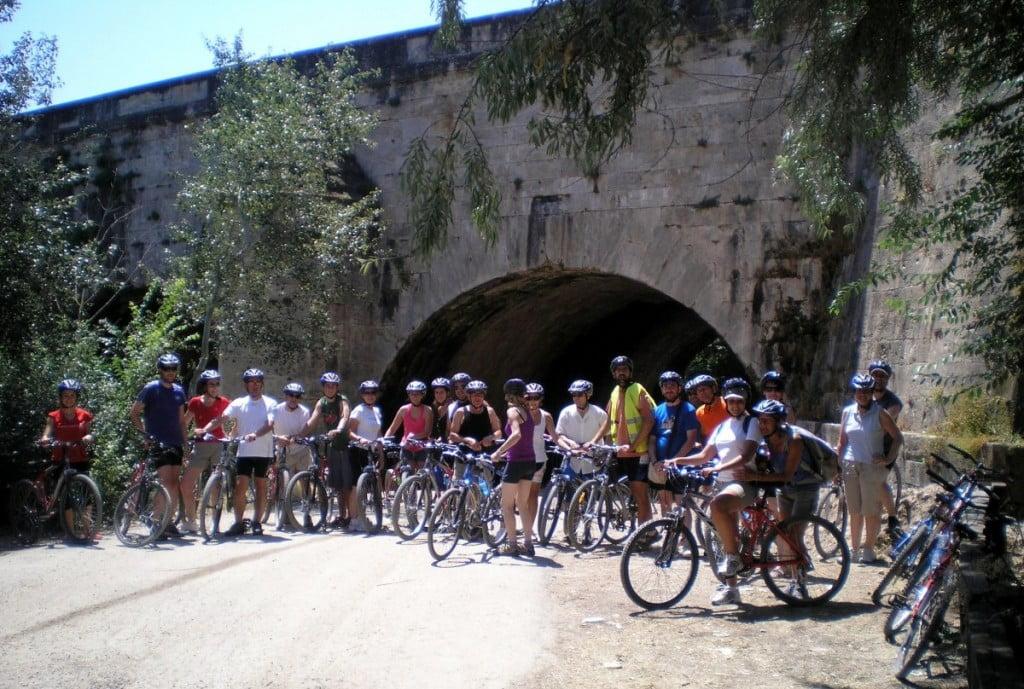 Ruta cicloturista por el patrimonio natural y cultural de la Ribera